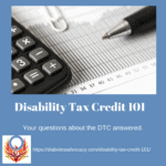 Disability Tax Credit Basics