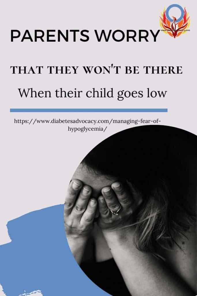 Parents worry that they will miss it when their child goes low with lethal consequences.
