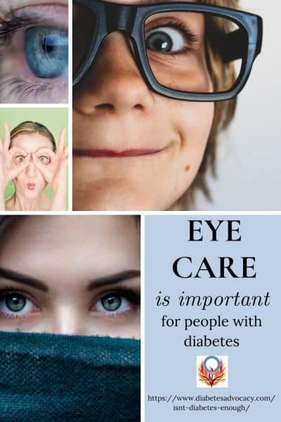eye care and diabetes