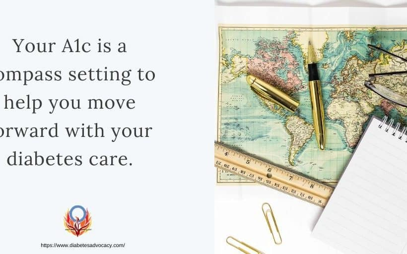 Your A1c is a compass for diabetes care