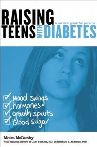 Raising Teens with Diabetes Book Review Diabetes Advocacy