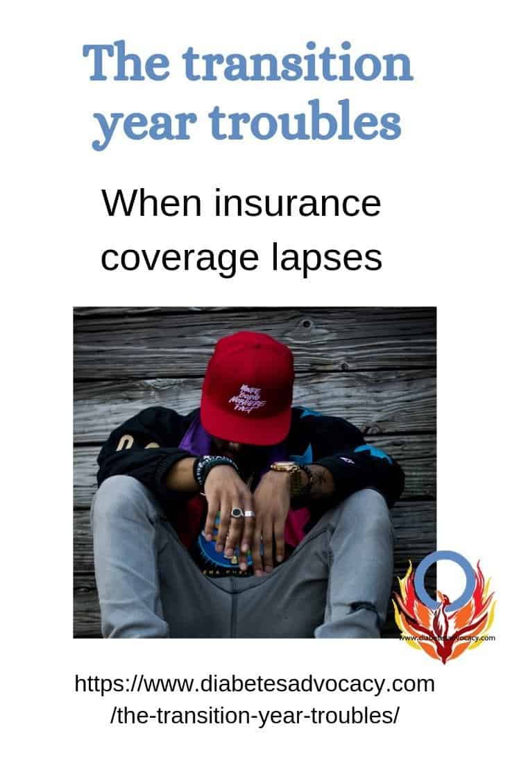 losing insurance coverage for diabetes supplies