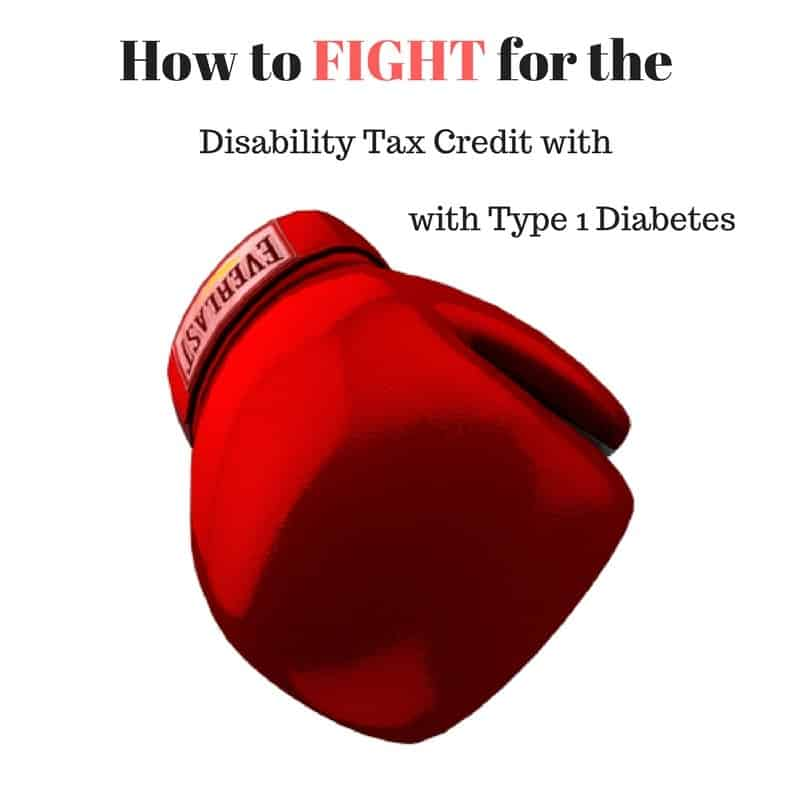 How to fight for the DTC with type 1 diabetes