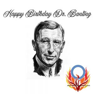 Banting birthday