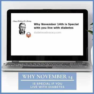 Nov 14 Diabetes Advocacy
