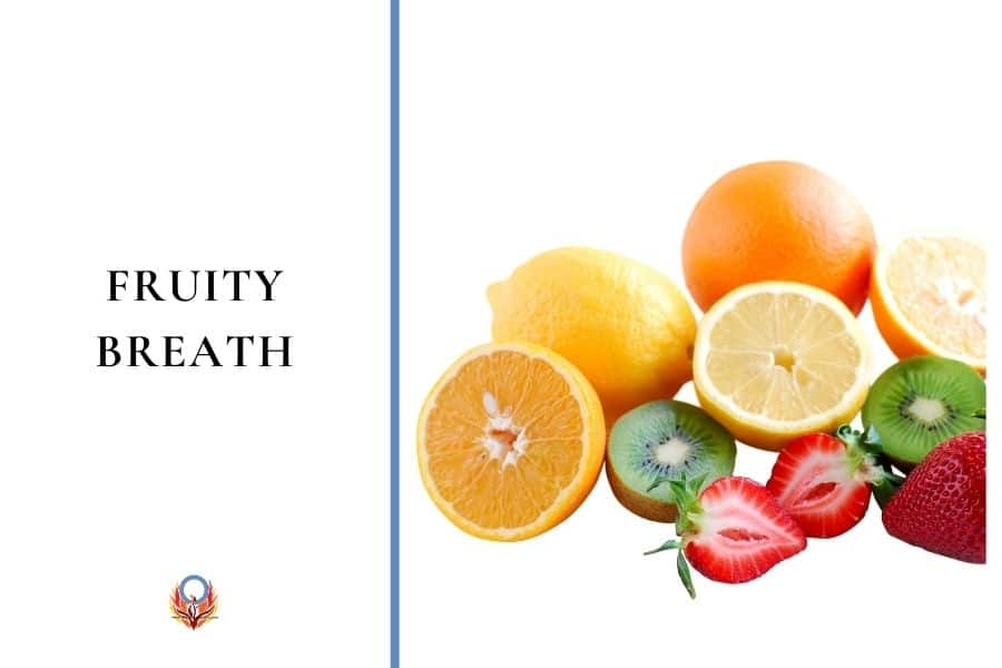 fruity breath is often a sign of diabetes Diabetes Advocacy
