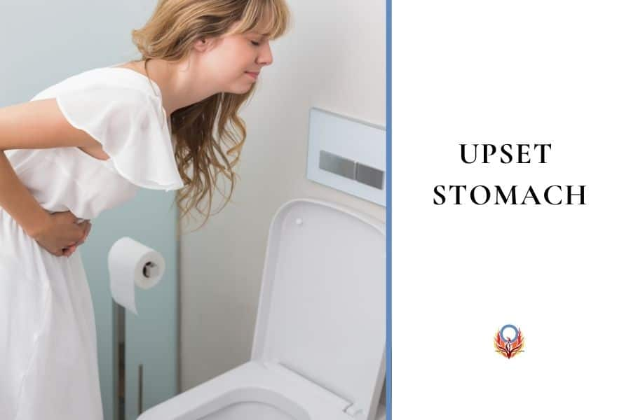 upset stomach can be a sign of diabetes