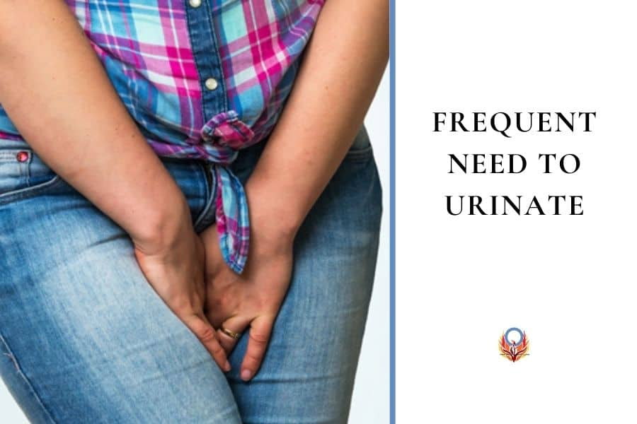 frequent need to urinate can be a sign of diabetes
