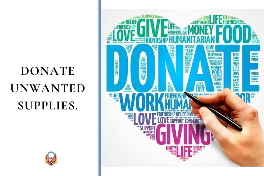 donate diabetes supplies