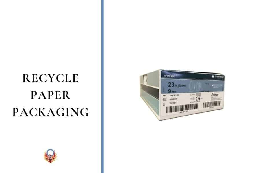 recycle paper products