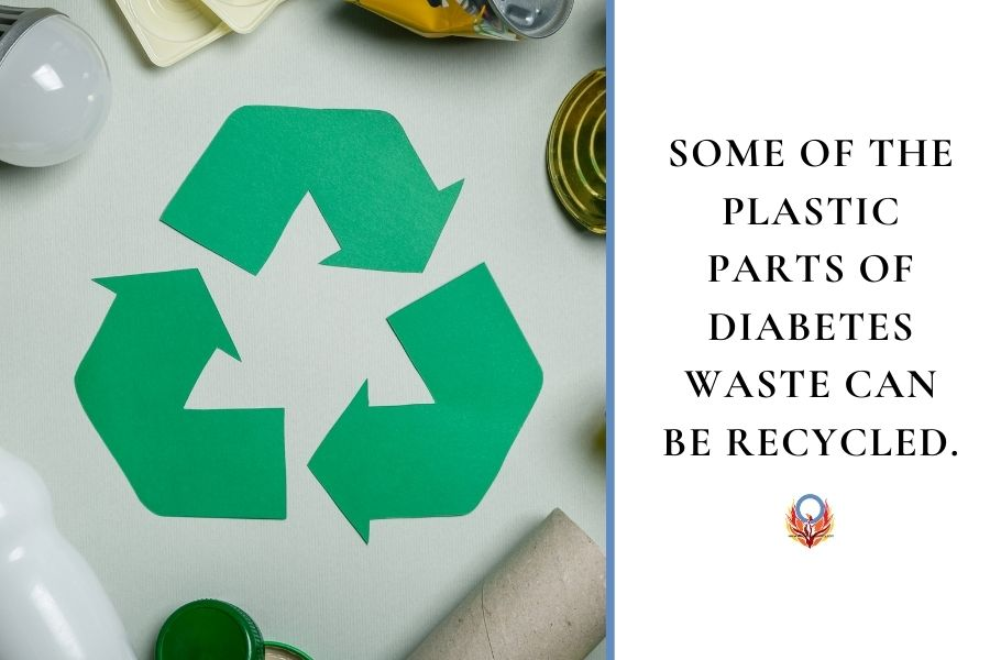 recycle your diabetes waste