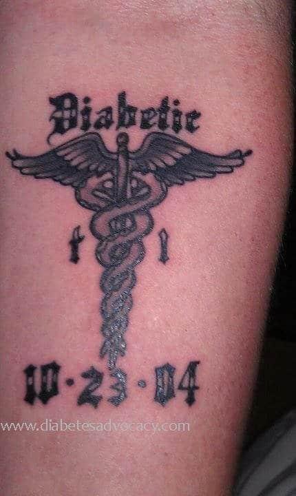 diabetest tattoo