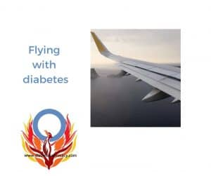 flying with diabetes supplies
