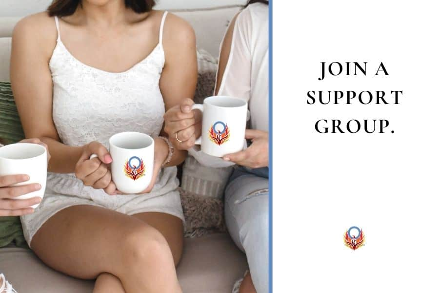 join a support group when you feel overwhelmed by diabetes