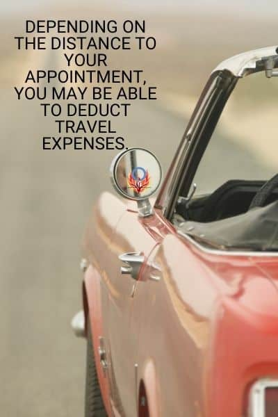 travel to diabetes appointments