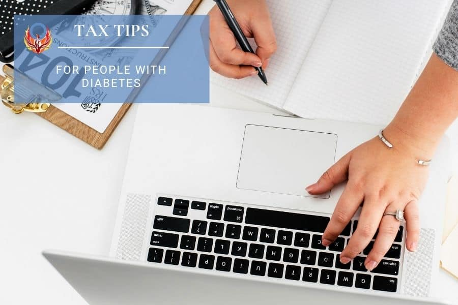 tax tips for people with diabetes Diabetes Advocacy