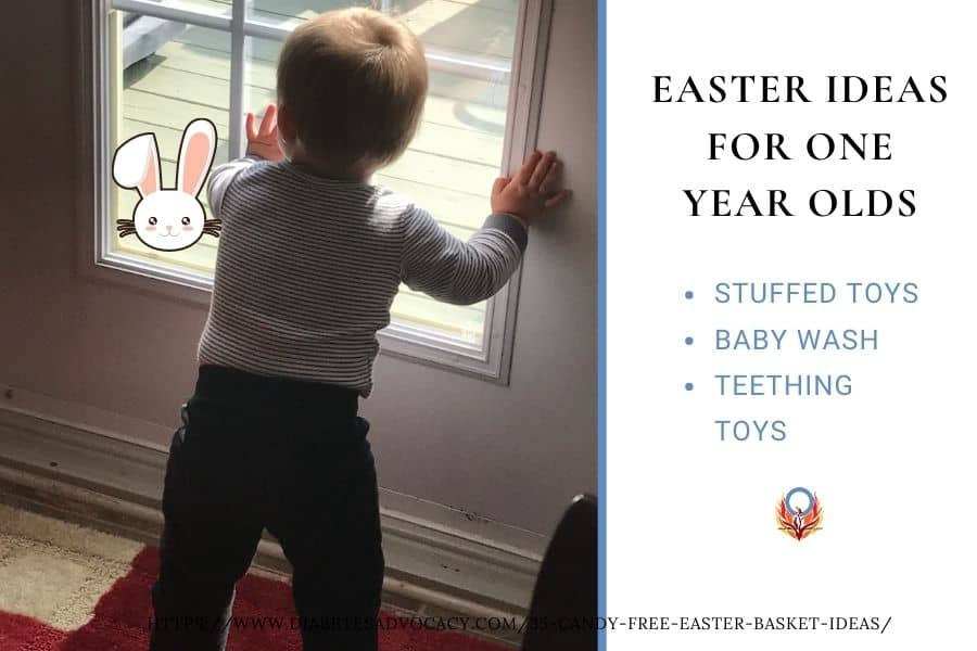 cany free easter ideas for 1 year olds