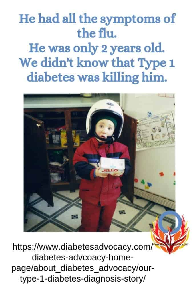our diabetes diagnosis story