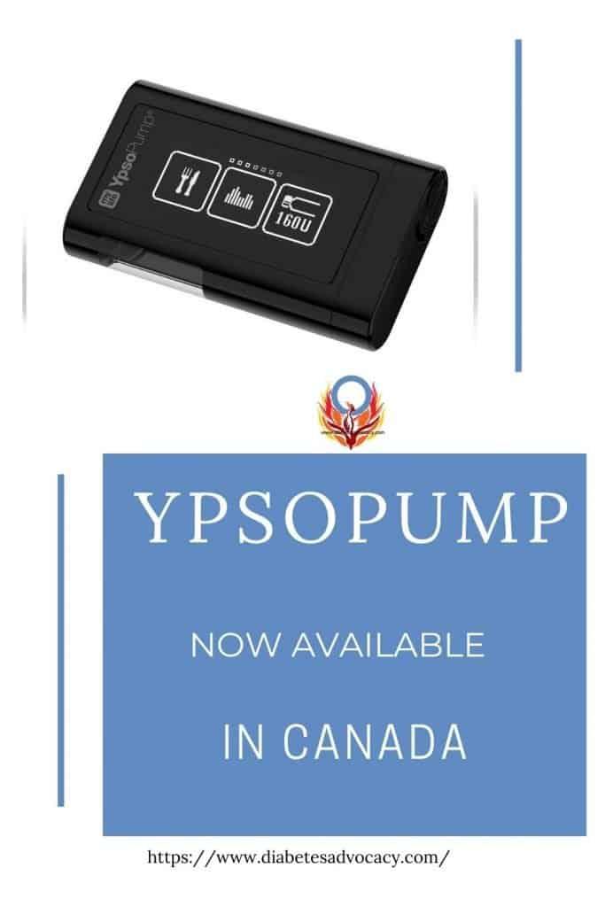 YpsoPump Diabetes Advocacy