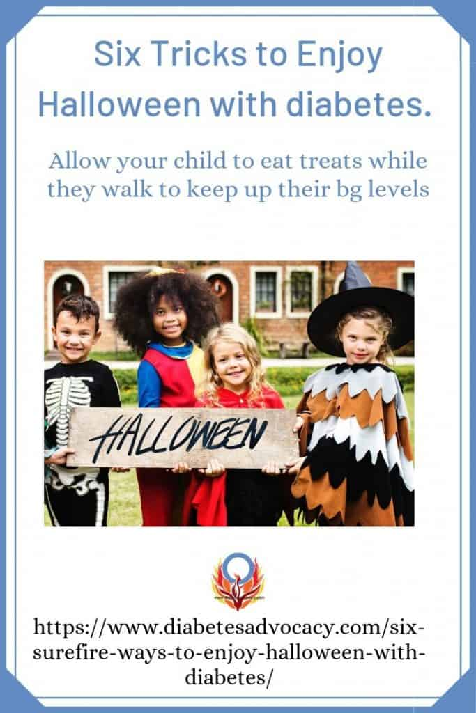6 tricks to enjoy Halloween with diabetes Diabetes Advocacy