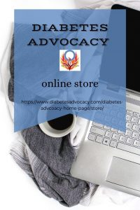 Diabetes Advocacy Online Store