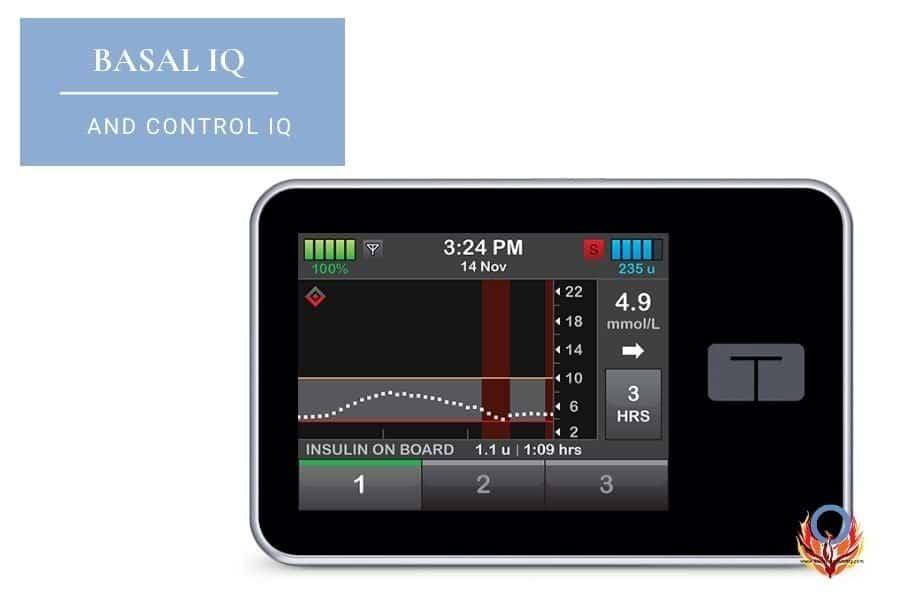 basal vs control iq Diabetes Advocacy