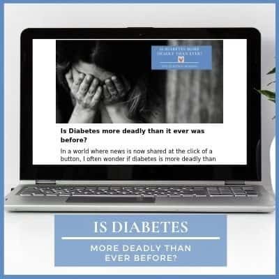 Is diabetes more deadly than ever