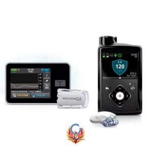 looped insulin pumps
