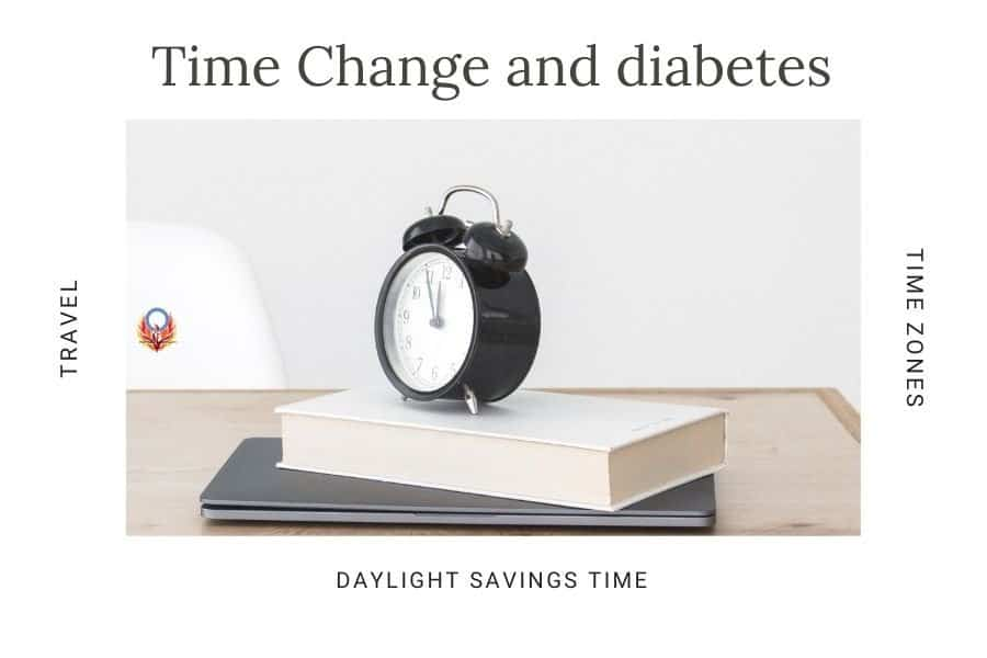 dealing with time changes and diabetes