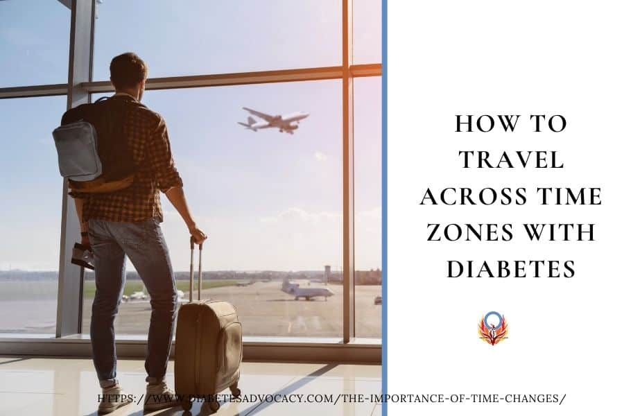 flying across time zones with diabetes