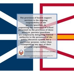 Newfoundland school policy