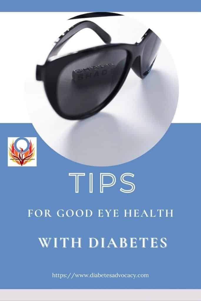 eye health with diabetes Diabetes Advocacy