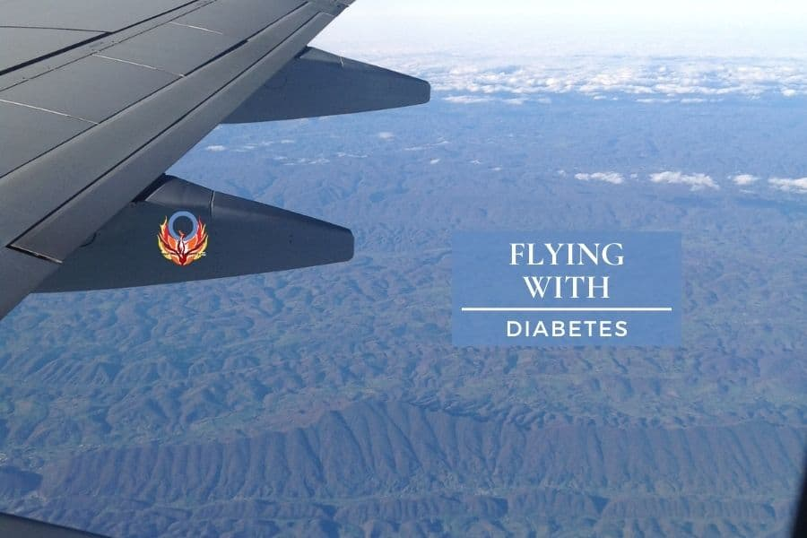 flying with diabetes Diabetes Advocacy