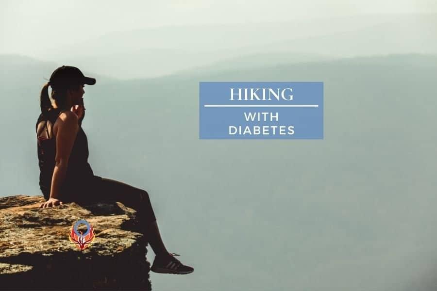 hiking with diabetes Diabetes Advocacy