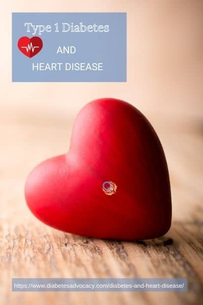 type 1 diabetes and heart disease