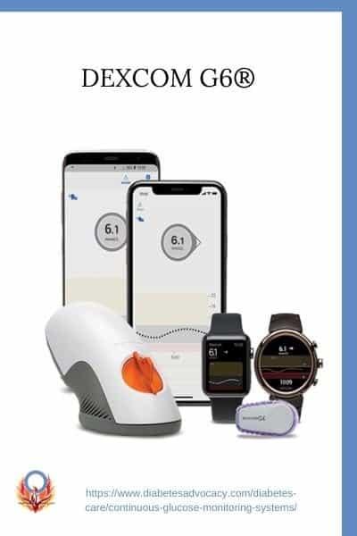 Dexcom G6 Diabetes Advocacy