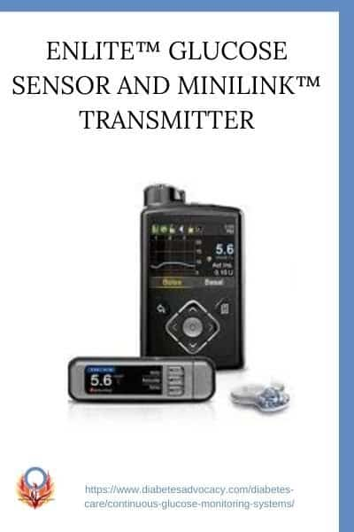 Enlite sensor Diabetes Advocacy