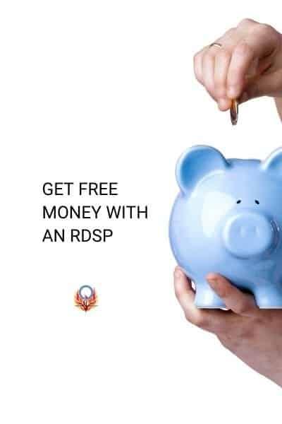RDSP money