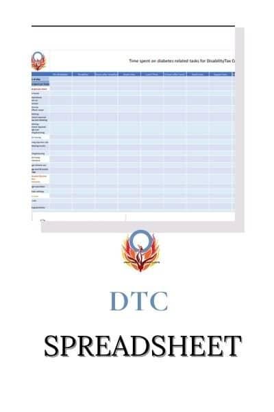 DTC spreadsheets