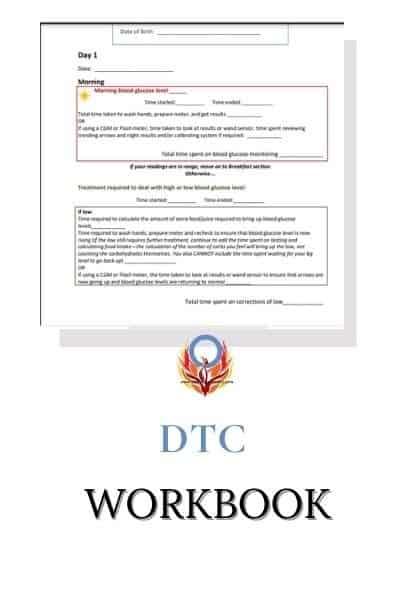 DTC workbook