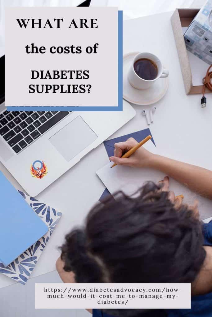 cost of diabetes supplies Diabetes Advocacy